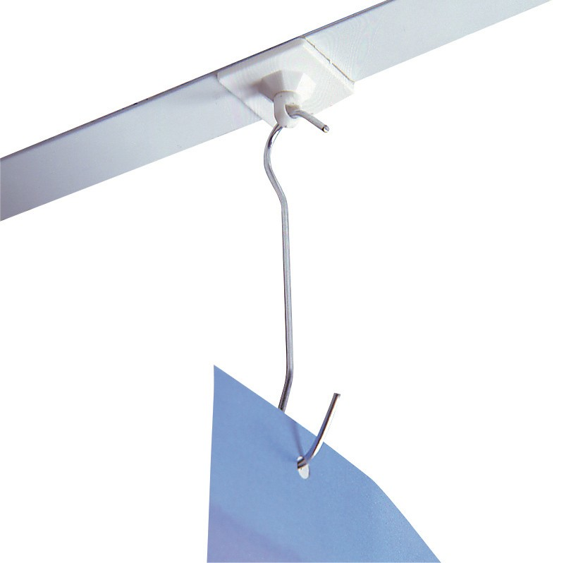 double ceiling hook